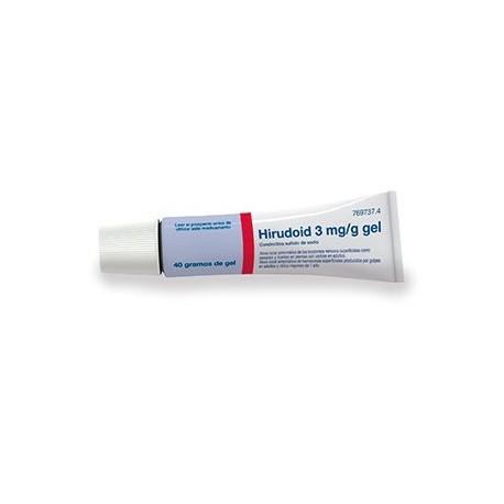 Hirudoid 1% Gel 40 G