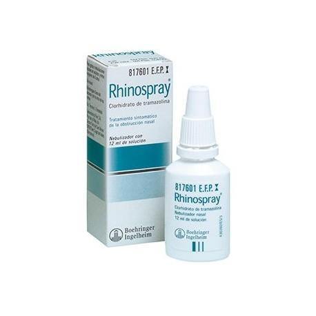 Rhinospray 1.18 Mg/ml Nebuliz 12 Ml