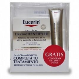 Eucerin Dermodensifyer Crema De Día 50 Ml + Regalo Eucerin Dermodensifyer Contorno De Ojos