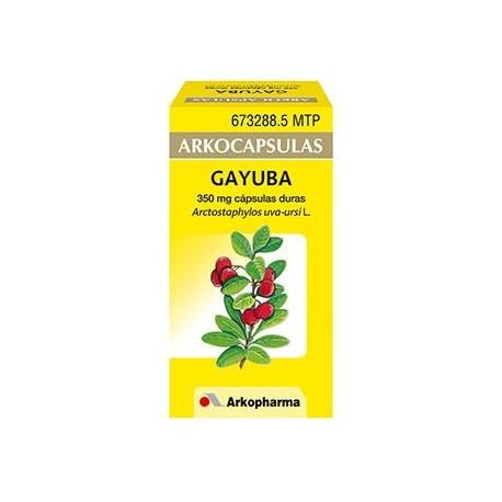 Arkocapsulas Gayuba 350 Mg 48 Capsulas