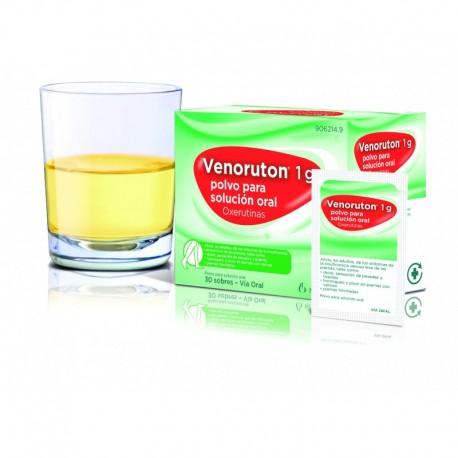Venoruton 1000 30 Sobres Naranja