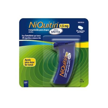 Niquitin 1,5 Mg 20 Co Chupar