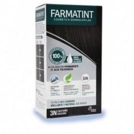 Farmatint 3n Castaño Oscuro Coloración En Crema