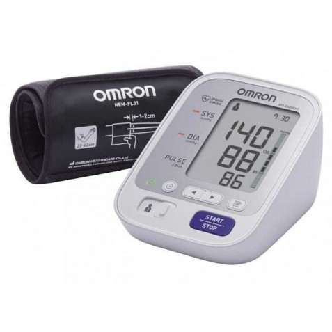 Tensiometro Digital De Brazo Omron M3