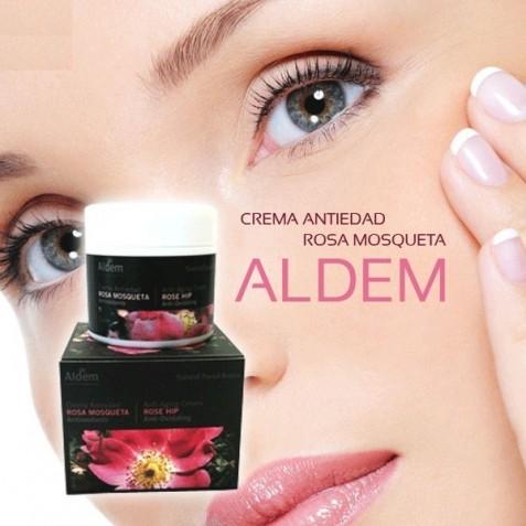 Aldem Crema Antiedad Rosa Mosqueta Antioxidante