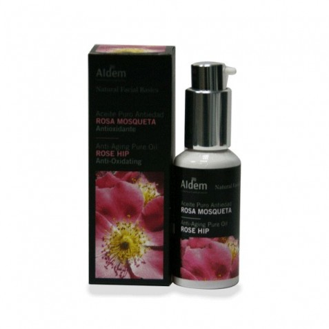 Aldem Aceite Puro Antiedad Rosa Mosqueta Antioxidante