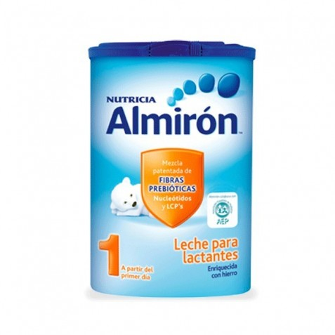 Almiron 1 Leche De Inicio 800 Gr