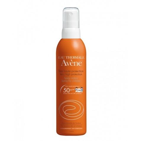 Avene Solar Spray 50+ Infantil 200 Ml