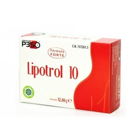 Lipotrol 10 Sinetrol 20 Caps Nutricion Center