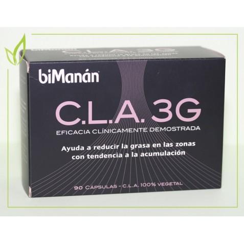 Bimanan Cla 3Gr Quemagrasa 90 Caps