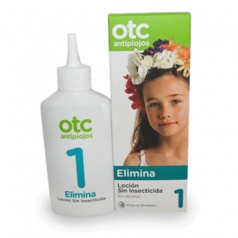 Otc 1 Elimina Locion Sin Insecticida 125 Ml
