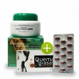 Quemagrasas Abdominal + Somatoline Reductor Intensivo Noche