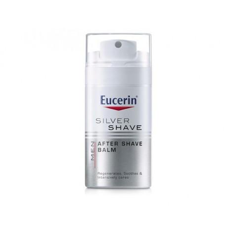 Eucerin Men Balsamo After Shave Silver Save