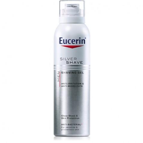 Eucerin Men Gel De Afeitar Silver Shave