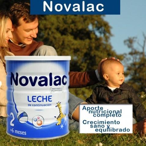 Novalac 2 Leche Continuacion 800 Gr