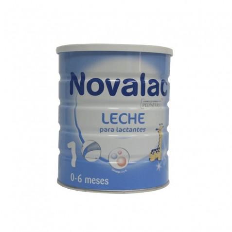 Novalac 1 Leche Lactantes 800 Gr