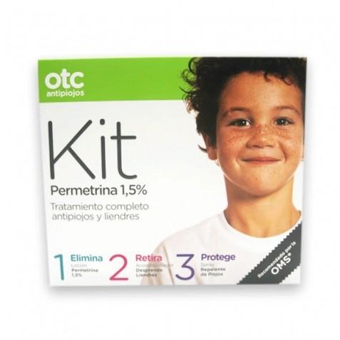 Otc 1,2,3 Kit Permetrina 1,5%