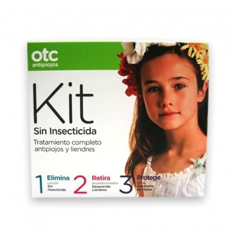 Otc 1,2,3 Kit Sin Insecticida