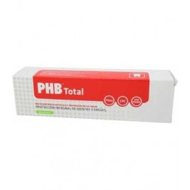 Phb Total Pasta Dentifrica 100 Ml + 2 Cepillos Dentales De Regalo