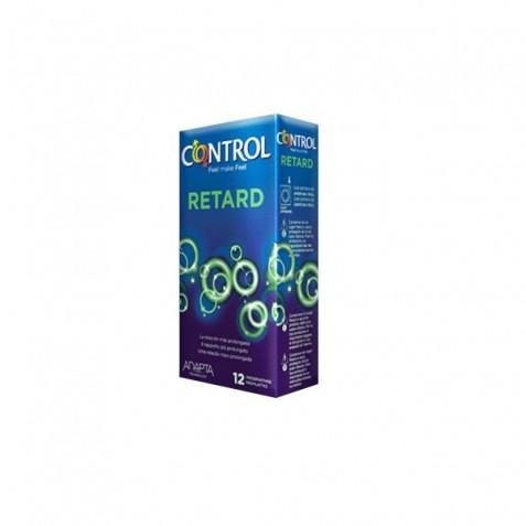 Control Adapta Retard 12 Preservativos