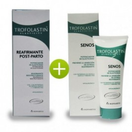 Trofolastin Reafirmante Post-Parto 200 Ml + Trofolastin Senos 75 Ml