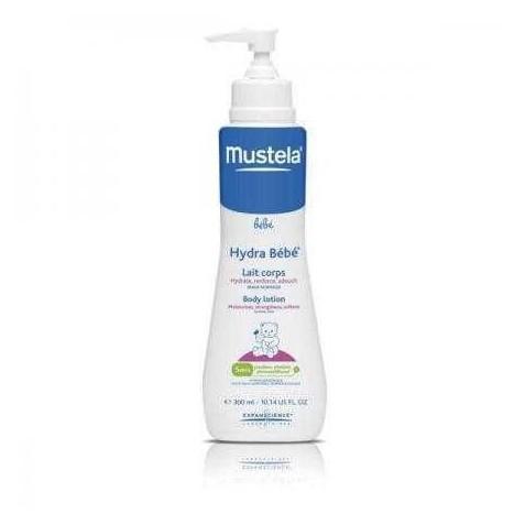 Mustela Hydra-Bebe Cuerpo Dosificador 300 Ml