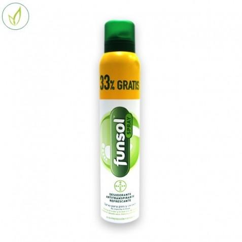 Funsol Desodorante Pies Spray 150 Ml