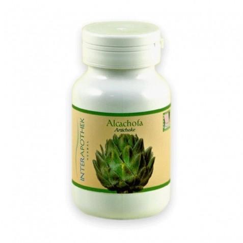Alcachofa 80 Caps 450 Mg Interapothek