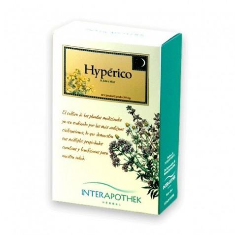 Hiperico 60 Caps 300 Mg Interapothek