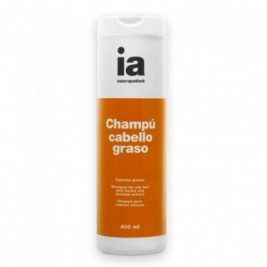Champu Cabello Graso 400 Ml Interapothek