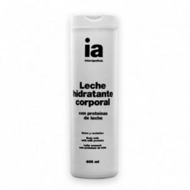Leche Hidratante Corporal Con Proteinas De Leche 400 Ml Interapothek