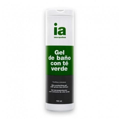Gel Dermoprotector Con Extracto De Te Verde 750 Ml Interapothek