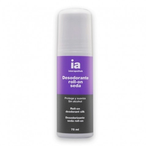 Desodorante Roll On Seda 75 Ml Interapothek