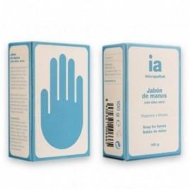 Jabon De Manos Aloe Vera Pastilla 100 Gr Interapothek