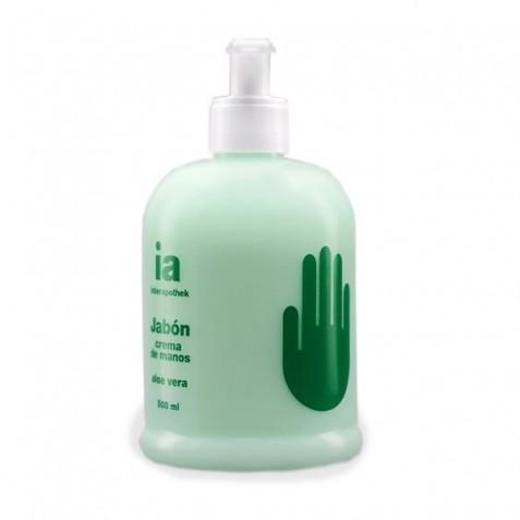 Jabon Crema De Manos Aloe 500 Ml