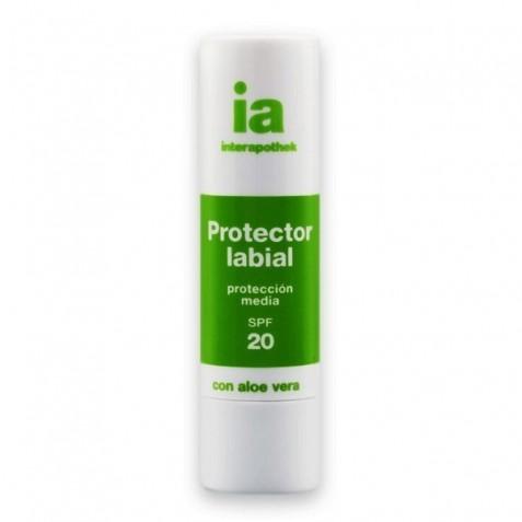 Protector Labial Spf20 Aloe Vera Interapothek