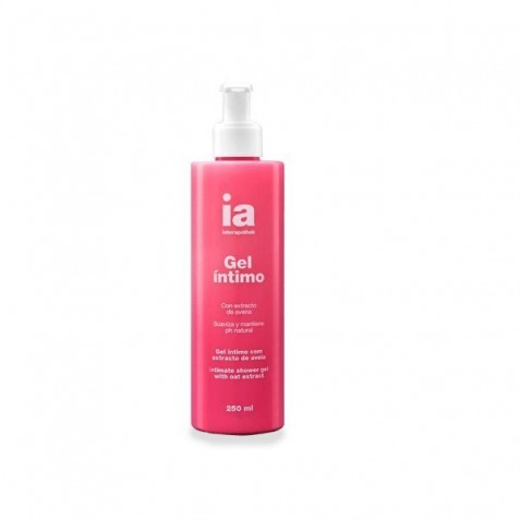 Gel Intimo Con Extracto De Avena 250 Ml Interapothek