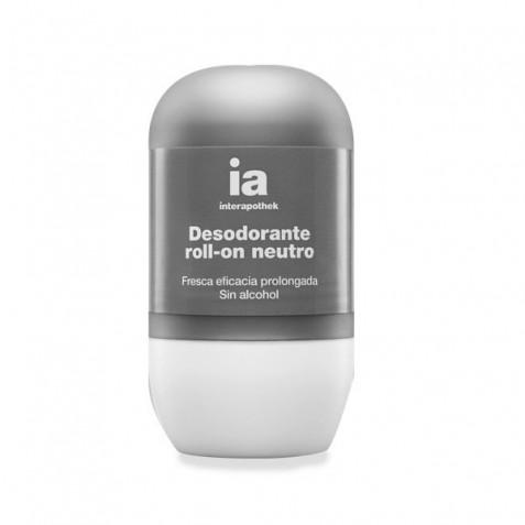 Desodorante Roll On Neutro 50 Ml Interapothek