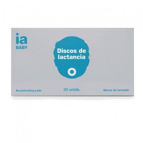 Discos De Lactancia 30 Uds Interapothek