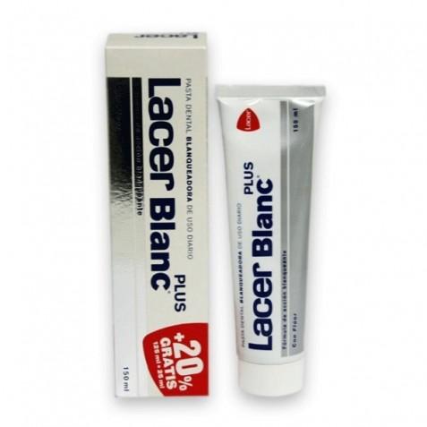 Lacer Lacerblanc Plus Pasta Dental 125 Ml