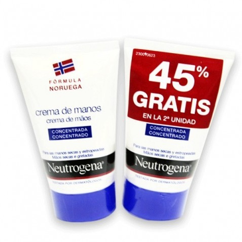 Neutrogena Pack Crema Manos 50 Ml