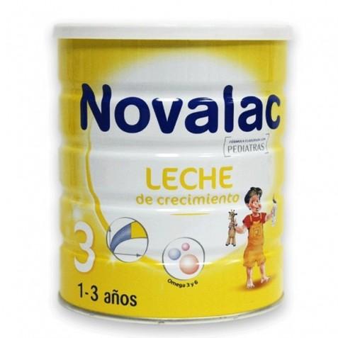 Novalac 3 Crecimiento 800 Gr