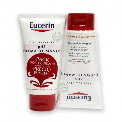 Eucerin Ph5 Crema De Manos Doble Pack Precio Especial