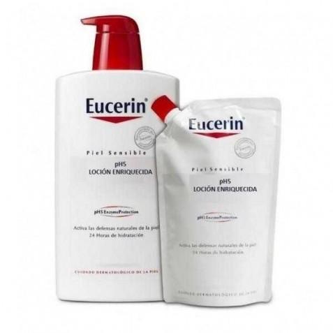 Eucerin Ph5 Locion Enriquecida 1000 Ml+400 Ml Regalo