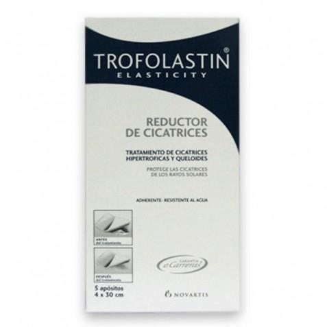Trofolastin Reductor Cicatrices 4X30 5 Apositos