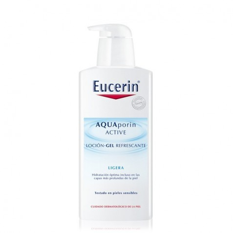 Eucerin Aquaporin Locion Gel Refrescante 400 Ml