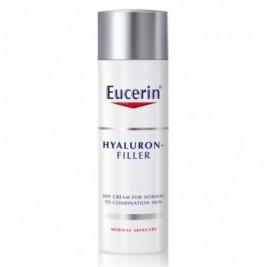 Eucerin Hyaluron Filler Crema De Dia Pieles Normales Y Mixtas 50 Ml