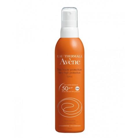 Avene Spray Solar Alta Proteccion 50 Spf 200 Ml