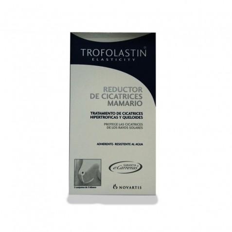Trofolastin Reductor Cicatrices Mamario 3 Conjuntos De 3 Blisters