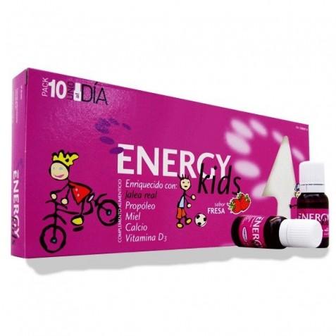 Energy Kids 15Ml 10 Viales Homeosor